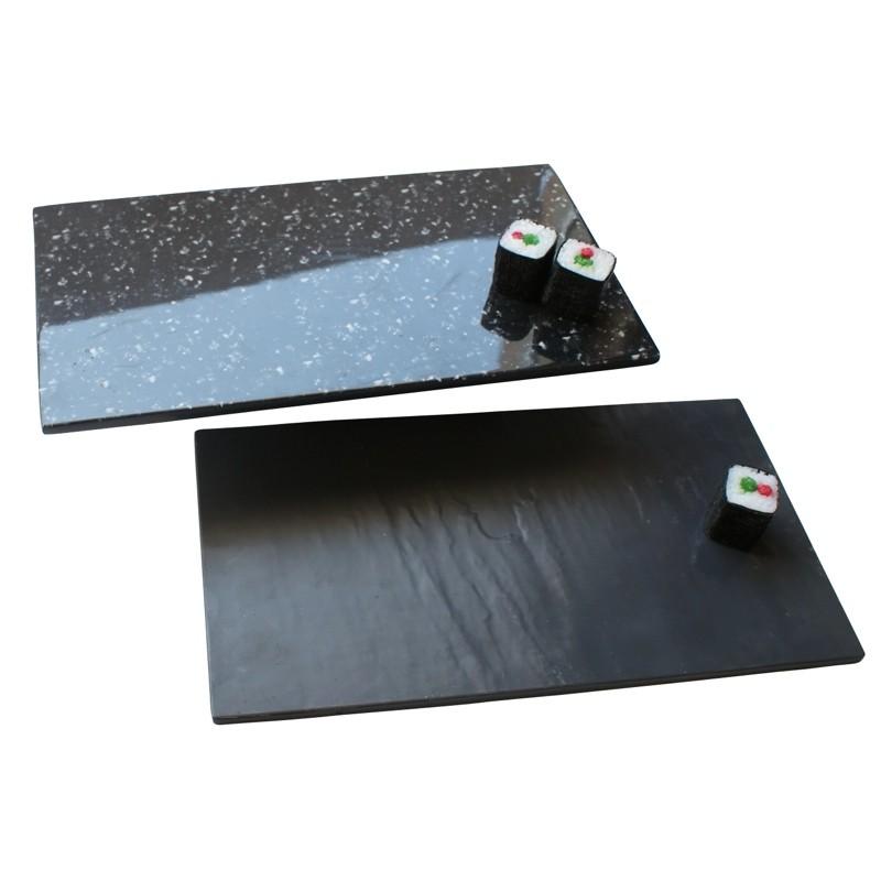 melaminplatte in schiefer granit optik. Black Bedroom Furniture Sets. Home Design Ideas