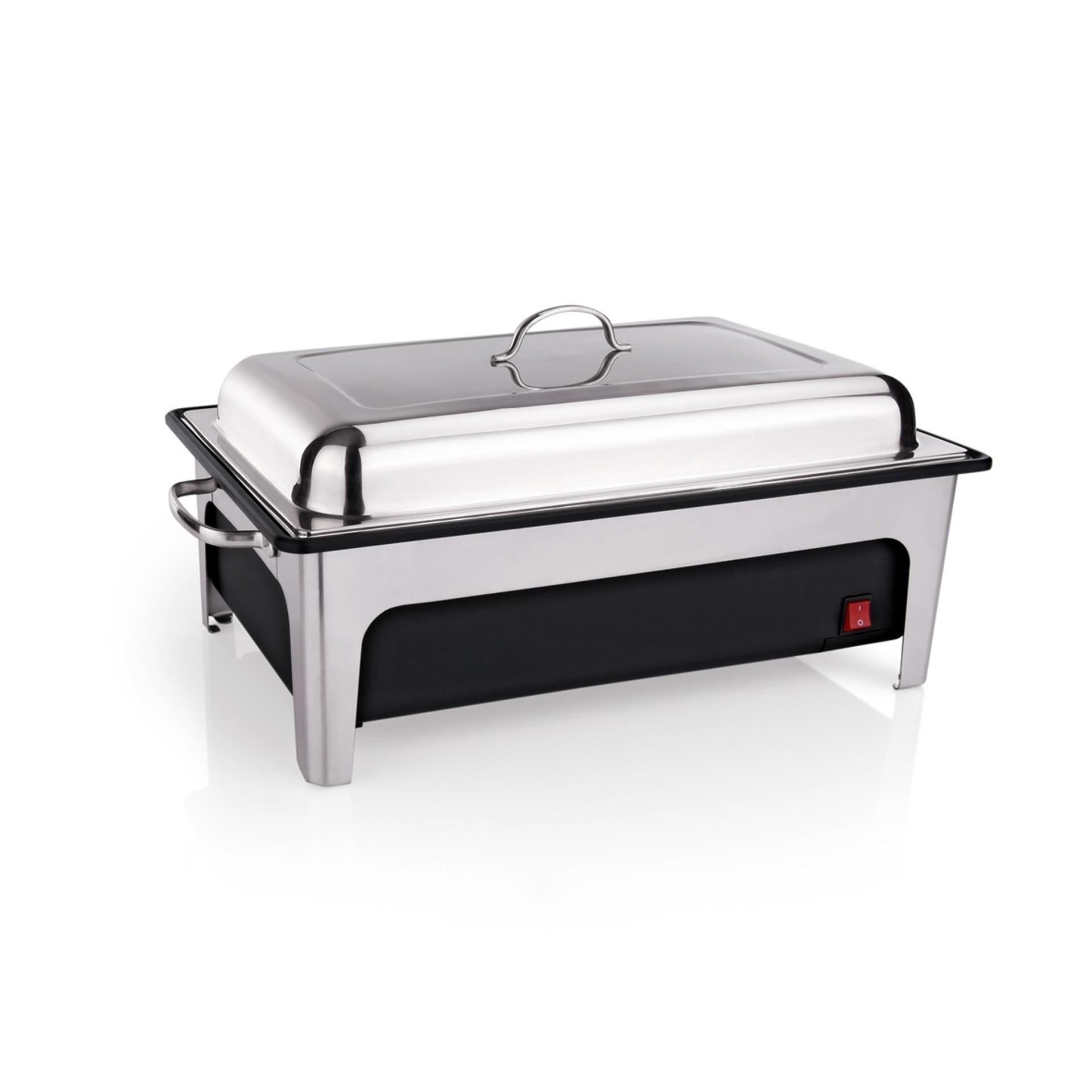elektro chafing dish mit regelthermostat g nstig kaufen. Black Bedroom Furniture Sets. Home Design Ideas