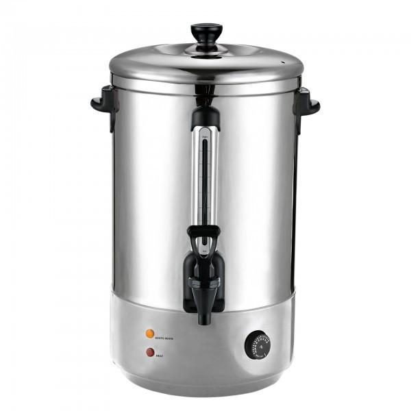 Wasserkocher - Chromnickelstahl - mit Seitengriffen - extra preiswert