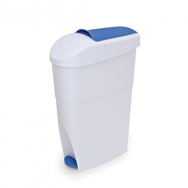 Sanitär- / Treteimer - Polypropylen - mit Fußpedal