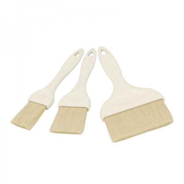 Backpinsel - Kunststoff - mit Epoxydborsten - premium Qualität