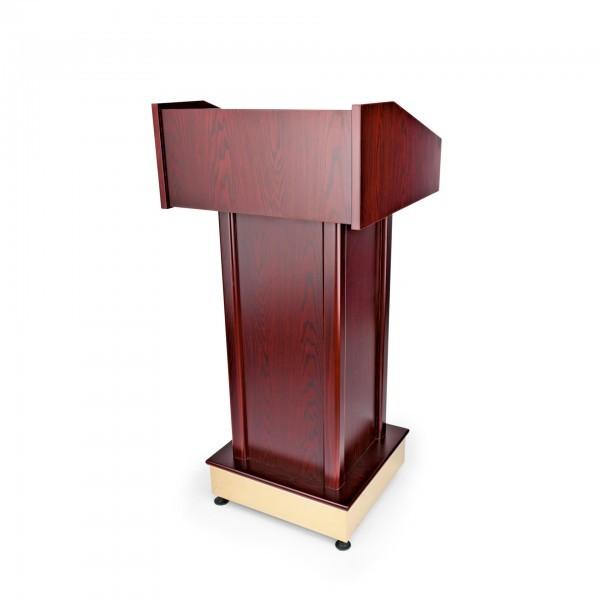 Rednerpult - Holz - premium Qualität