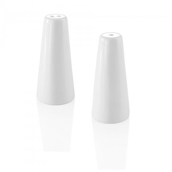 Streuer - Porzellan - Salz und Pfefferstreuer