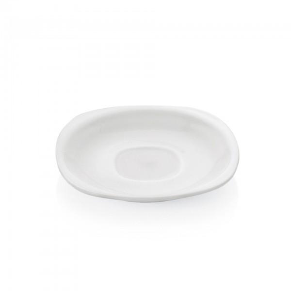 Untertasse - Serie Opal - Opalglas - für Obertasse 9242.195