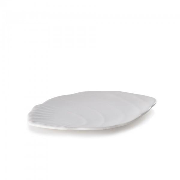 Platte - Melamin - blattform - ab 25,5 cm