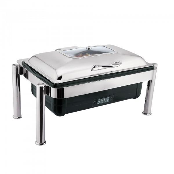 elektro chafing dish premium qualit t sofort lieferbar. Black Bedroom Furniture Sets. Home Design Ideas