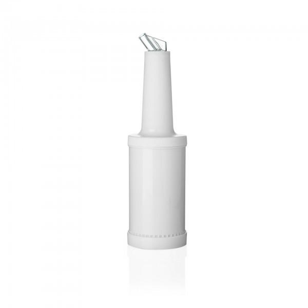 Dosier- und Vorratsflasche - Polypropylen - weiß - 4-teilig - 9994 005