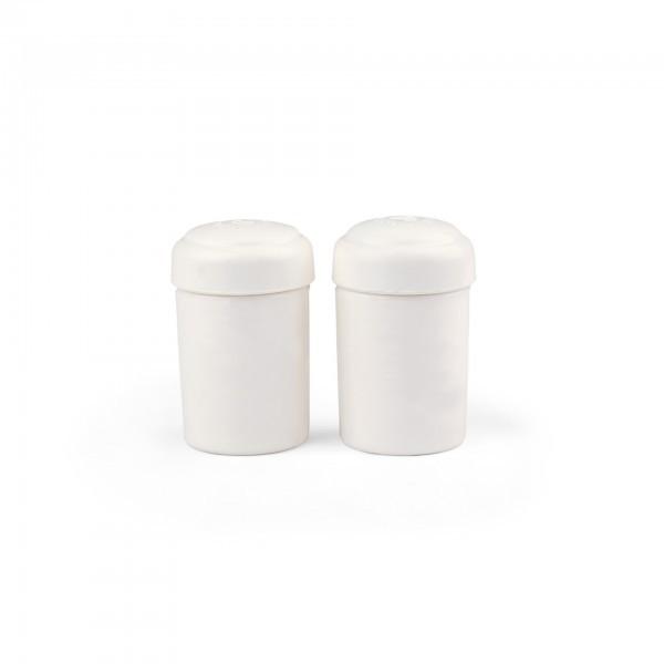 Salz-/Pfefferstreuer - Kunststoff - 2-teilig