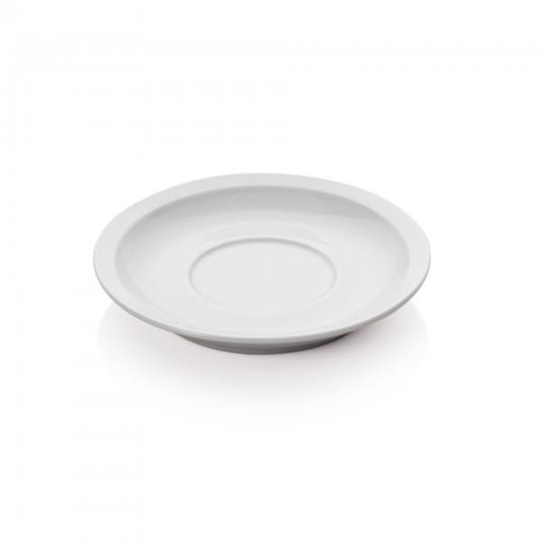 Untertasse - Porzellan - für Cappuccino-Tasse 4959.022