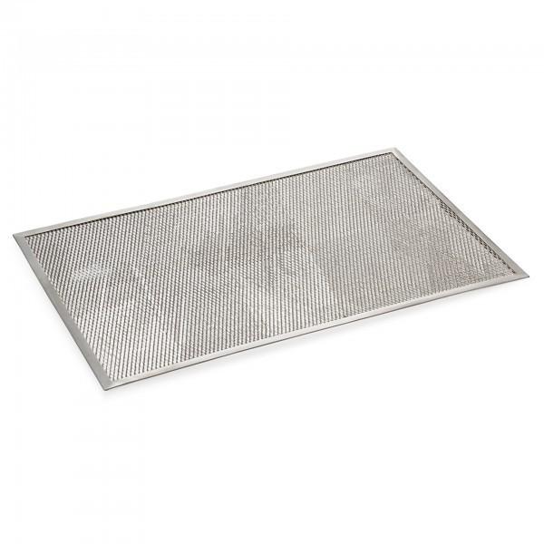 Pizza Screen - Aluminium - rechteckig