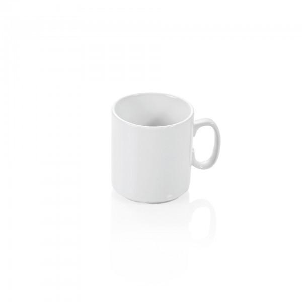 Becher - Porzellan - premium Qualität