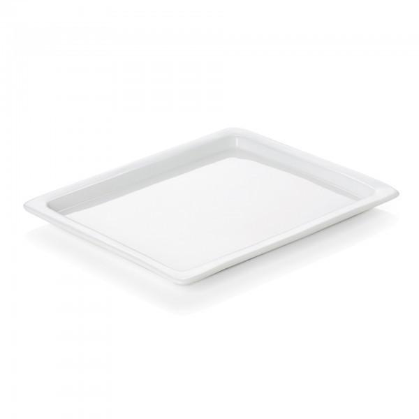 GN-Platte - Porzellan