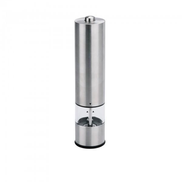 Elektrische Mühle - Chromnickelstahl - für Salz und Pfeffer geeignet