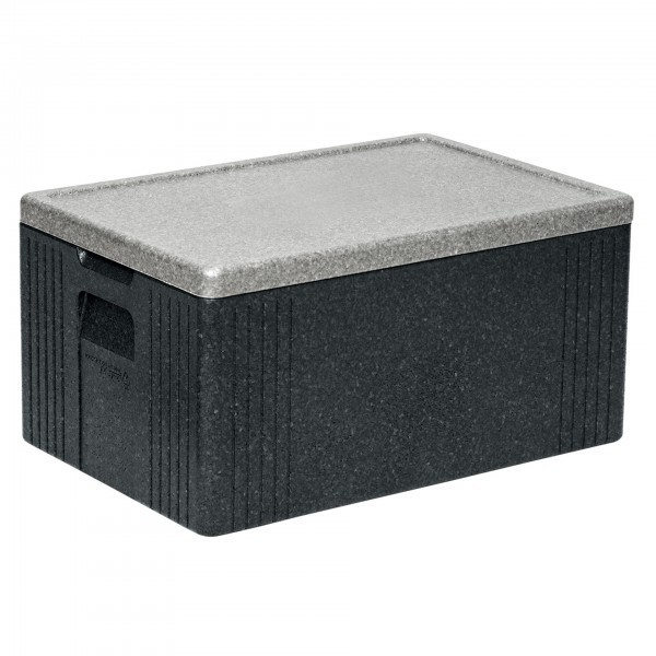 GN-Thermotransportbehälter - Kunststoff - für GN 1/1 bis 200 mm