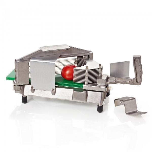 Tomatenschneider - Aluguss - für 4,8 mm breite Scheiben
