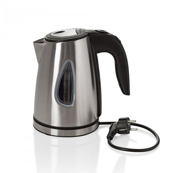 Wasserkocher - Chromnickelstahl - für 4-5 Tassen