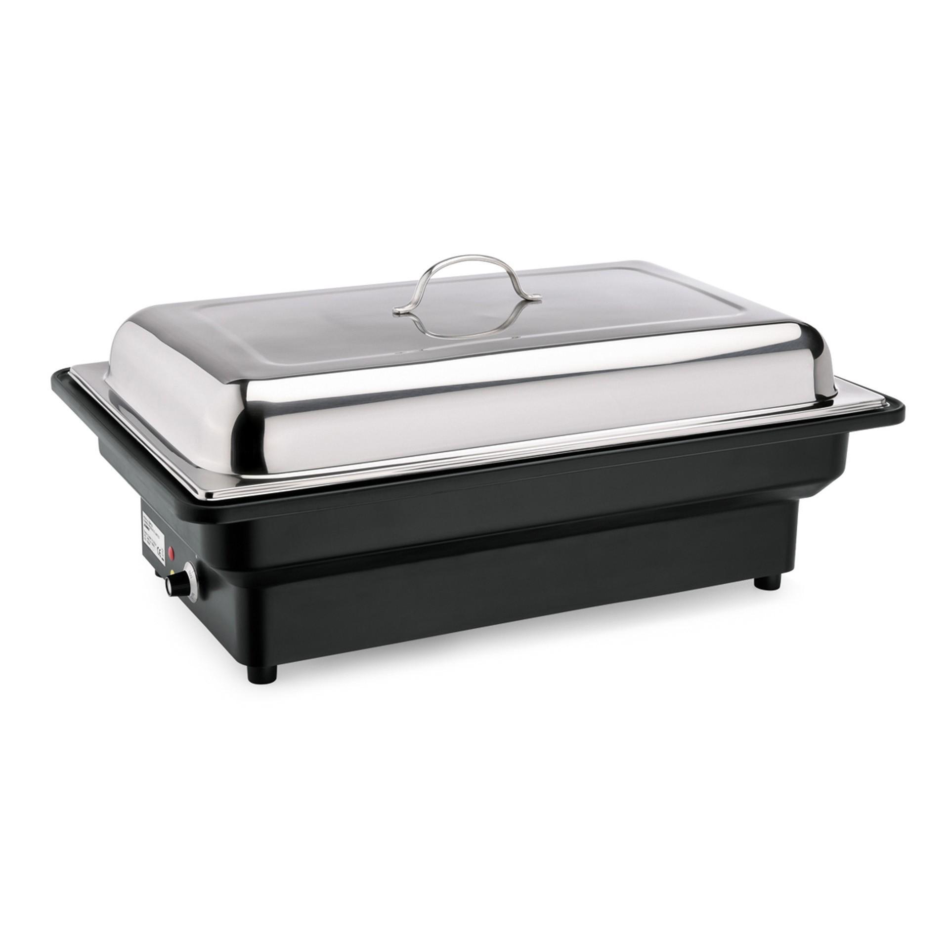 elektro chafing dish g nstig mit regelthermostat kaufen. Black Bedroom Furniture Sets. Home Design Ideas