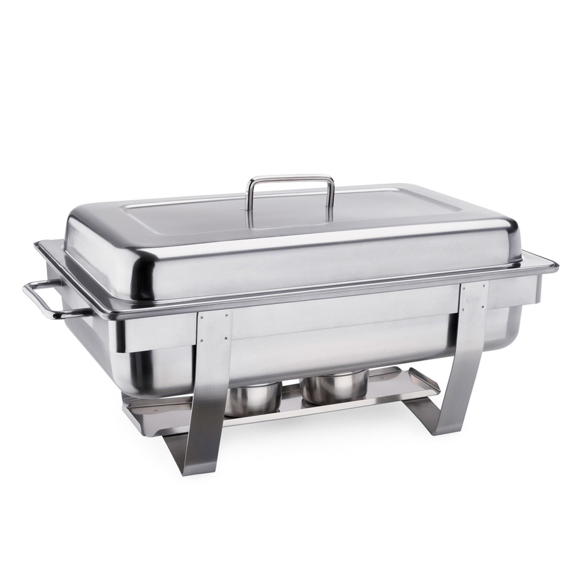 chafing dish mit 2 brennpastenbeh ltern g nstig online kaufen. Black Bedroom Furniture Sets. Home Design Ideas
