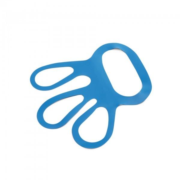 Handschuhspanner - Polyurethan - blau