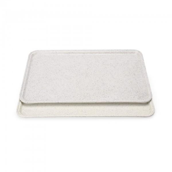 Euronorm-Tablett - Serie 9710 - versch. Farben - Randverstärkung - extra preiswert