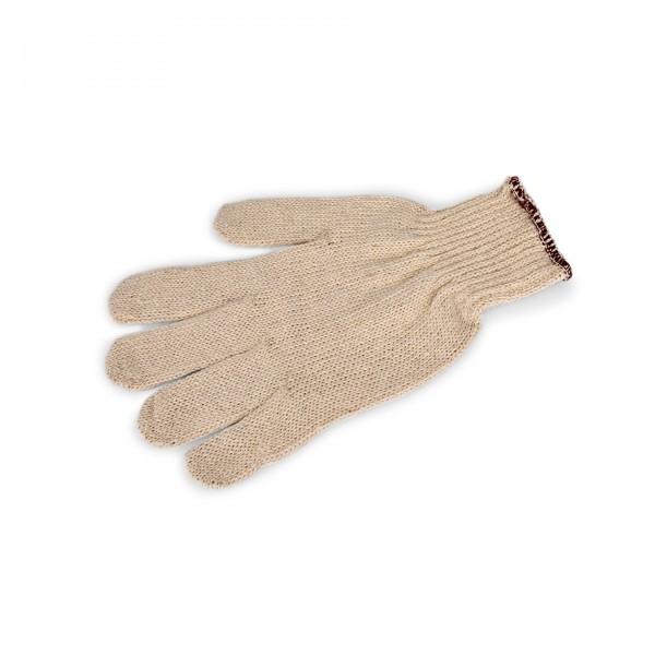 Unterziehhandschuh - Baumwolle - mit Bund